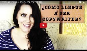 trabajar copywriter