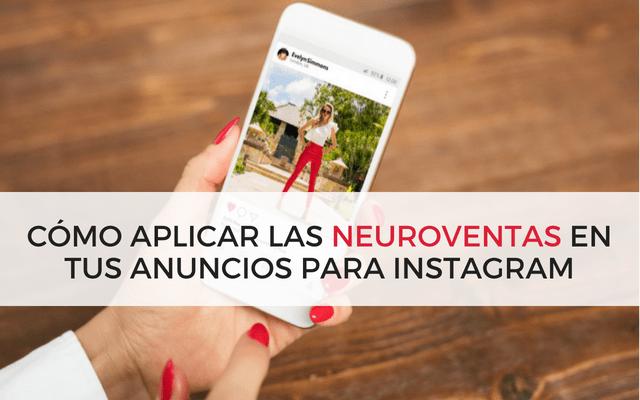 Neuroventas en Instagram