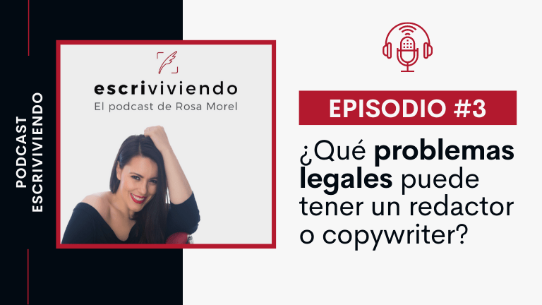 Qué problemas legales puede tener un redactor o copywriter