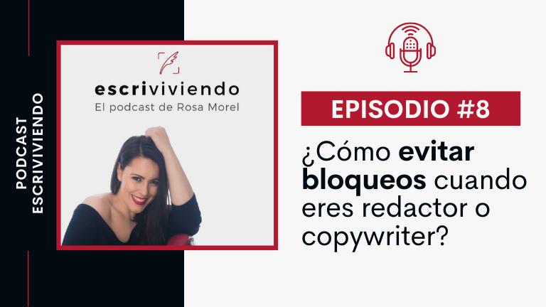 Cómo evitar bloqueos en trabajos de redacción y copywriting