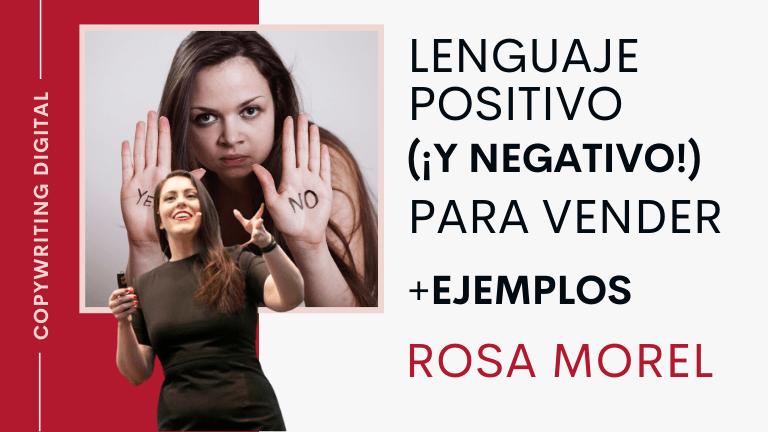 Cómo escribir para vender más con lenguaje positivo