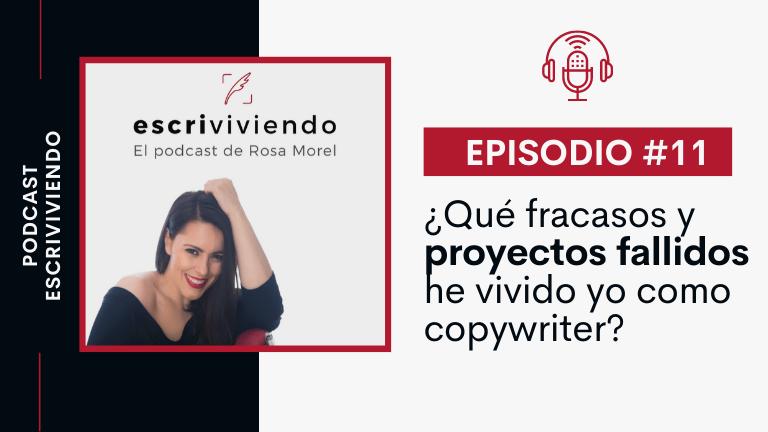 Mis fracasos y proyectos fallidos como copywriter